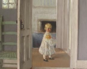 Artist William Wallace Gilchrist Jr. 1879-1926.