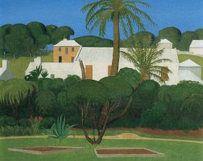 Artist George Copeland Ault 1891-1948.