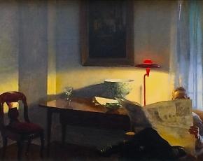 Artist John Koch 1909-1978.