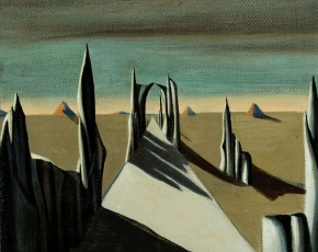 Artist Kay Sage 1898-1963.