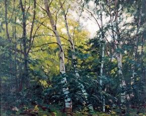 Artist Amy Jones 1899-1992.