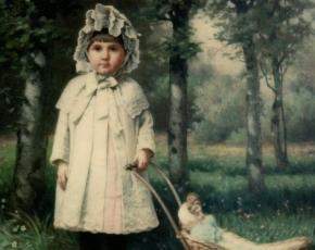 Artist George W. Waters 1832-1912.