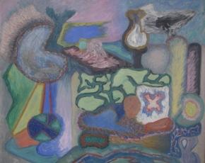 Artist Max Schnitzler 1903-1999.