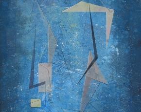 Artist Albert Patecky 1906-1994.
