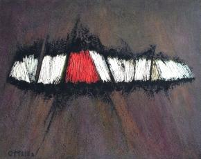Artist Frederik Lund Ottesen 1913-1975.