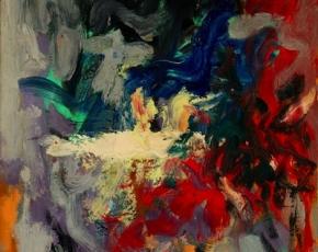 Artist James Hiroshi Suzuki born 1932.