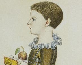 Artist Edwin Plummer 1802-1880.