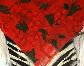 Artist Robert Zakanitch born 1935.