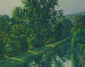 Artist Stanfield G. Phillips 1890-1965.