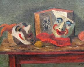 Artist Stuart Edie 1908-1974.