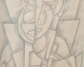 Artist Herzl Emanuel 1914-2002.