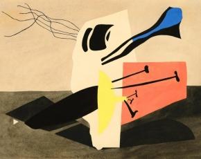 Artist Charles Houghton Howard 1899-1978.