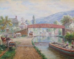 Artist E.L. Henry 1841-1919.