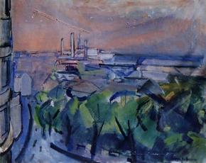Artist Joseph de Martini 1892-1984.