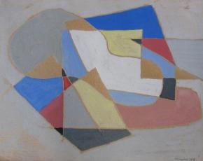 Artist Charles Sheeler 1883-1965.