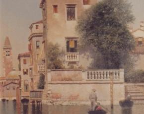 Artist Henry Pember Smith 1854-1907.