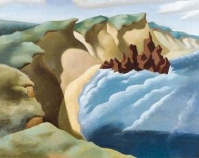 Artist Henry Billings 1901-1985.