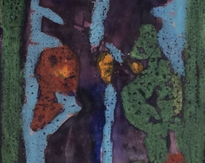 Artist Norris Embry 1921-1981.