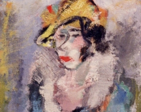 Artist Gen Paul 1922-1990.