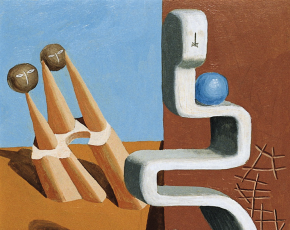 Artist Frederico Castellon 1914-1971.
