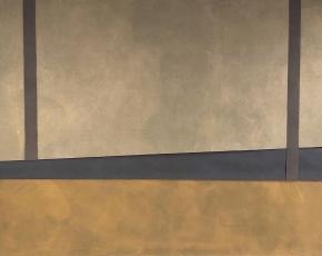 Artist Mary Obering born 1937.