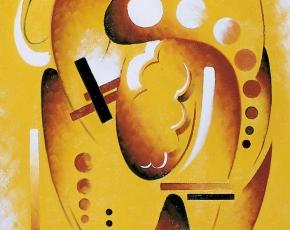 Artist Tom Robertson 1911-1976.