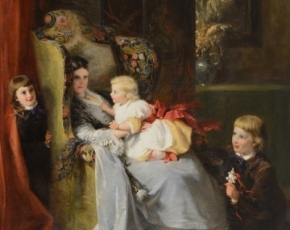 Browse and inquire about nineteenth century artworks available for sale at Caldwell Gallery Hudson.