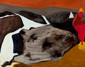 Artist Sally Michel 1902-2003.