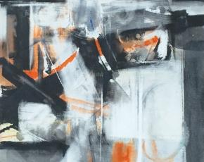 Artist Walter Meigs 1918-1988.