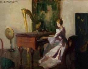 Artist Marguerite Pearson 1898-1978.