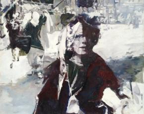 Artist Balcomb Greene 1904-1990.