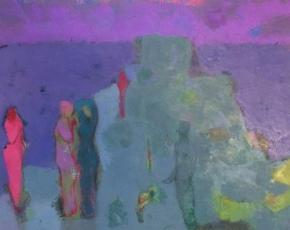 Artist Martin Friedman 1896-1981.