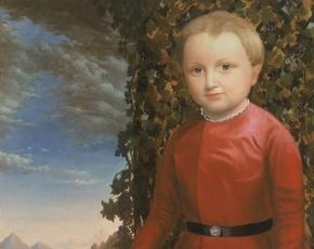 Artist Joseph Whiting Stock 1815-1855.