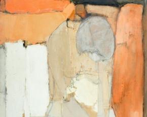 Artist Rudolf Baranik 1920-1998.