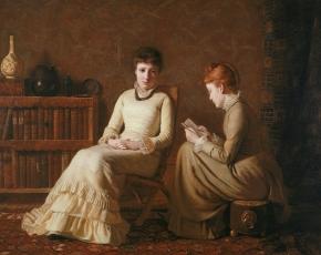 Artist Oliver Ingraham Lay 1845-1890.