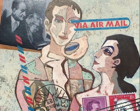 Artist Endel Koks 1912-1983.