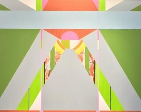 Artist Budd Hopkins 1931-2011.