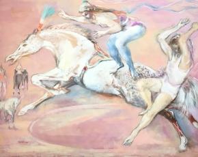 Artist Jon Corbino 1905-1964.