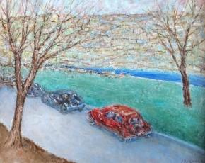 Artist Arnold Friedman 1874-1946.
