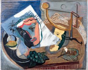 Artist Louis Schanker 1903-1981.