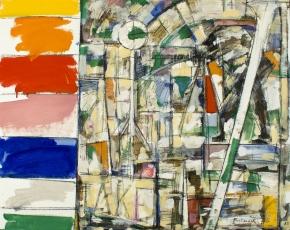 Artist Robert Friemark 1922-2010.