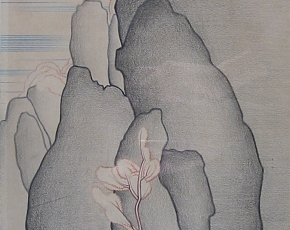 Artist Olinka Hrdy 1902-1987.
