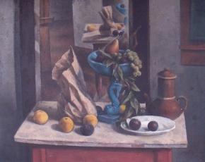 Artist Henry Lee McFee 1886-1953.