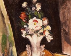 Artist Maurice de Vlaminck 1876-1958.