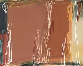 Artist Larry Zox 1937-2006.
