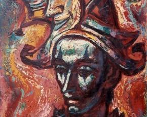 Artist Umberto Romano 1896-1981.