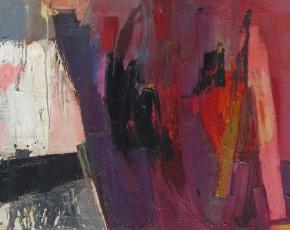 Artist Peter Busa 1914-1985.