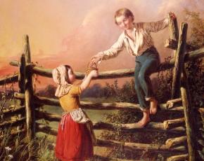 Artist William Sanford Mason 1824-1864.