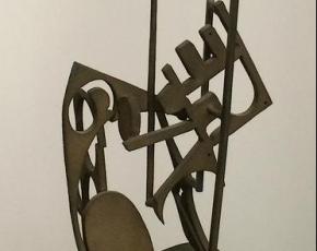 Artist Maxwell Chayat 1908-1982.