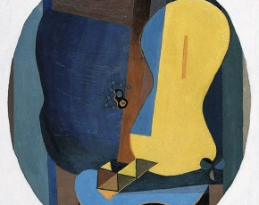 Artist Albert Eugene Gallatin 1882-1952.
